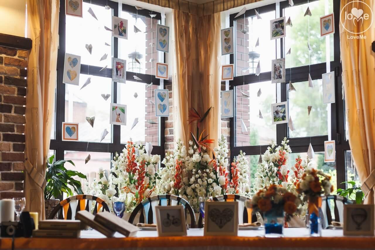 Свадьба в стиле путешествия Шале Могилев Организация свадьбы декор украшение зала свадебное агентство ЛавМи