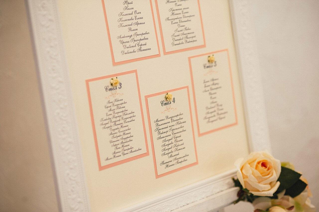 светлая бежевая свадьбы выездная регистрация роспись церемония могилев валебана свадебное агентство ЛавМи декор банкетного зала ресторана флористика